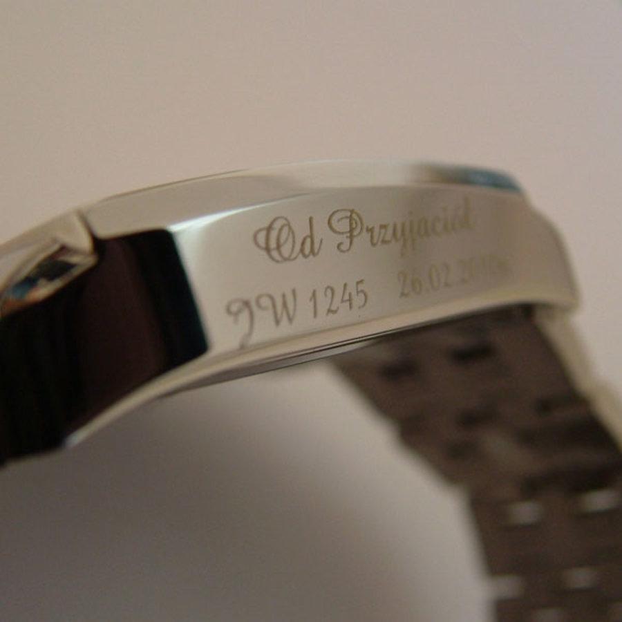 Grawerowanie Zegarków Morka Wroclaw Dedykacje Grafiki